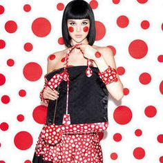 Louis Vuitton's Collab With Yayoi Kusama
