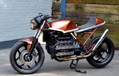 BMW Cafe Racers Another take on a K