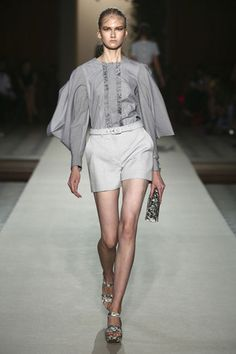 Pascal Millet Ready To Wear Spring Summer 2014 Paris - NOWFASHION
