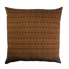 I pinned this Vintage Jamila Silk Pillow from the John Robshaw event at Joss and Main!