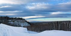 View west from hilltops above Fort Liard All About Canada, Northwest Territories, Places Ive Been, Trail, Mountains, Amazing, Outdoor, Image, Beautiful