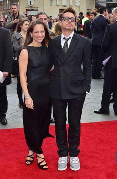 Robert Downey Jr. - 'Iron Man 3' Premieres in London