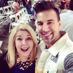 """@Joshua Falcon's photo: """"Selfie with my Momma..Love this woman, always taught me to love Jesus and shoot for the stars. #happymothersday #selfie #sunday #selfiewithmom #family #mothersday #church"""""""