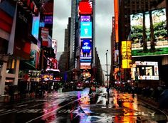 Before looking at the answer, leave a comment here with your guess as to how much it costs to buy one of those times square billboards.