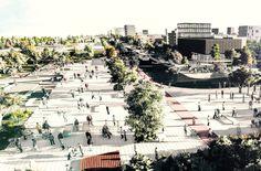 Primer Premio Concurso Iberoamericano de Ideas: 5 Miradas Estratégicas para el Área Metropolitana de Rosario