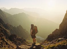"""4 Ways to Go #Backpacking On The Cheap The saying """"hike your own hike"""" is meant to be reassuring—you should be able to pack what works for you. The backpacking market is saturated with pricey gear, but there are plenty of alternatives that won't break the bank. Clothing Your duds are in for a hard life on the trail; why spend a fortune on them? Thrift stores abound with sweat-wicking turkey trot tees, fleece pullovers, and items like the 100 percent merino wool sweater I bought for $2—my… Land Rover Discovery Sport, Travel Photography Tumblr, Nature Photography, Positano, Travel Goals, Travel Style, Travel Pictures, Travel Photos, Backpacking For Beginners"""