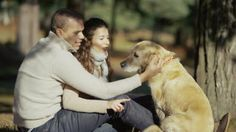 couple with dog - Google Search