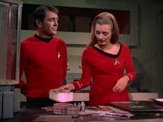 "Star Trek 2 x 20 ""Return to Tomorrow "" Diana Muldaur as Dr Ann Mulhall"