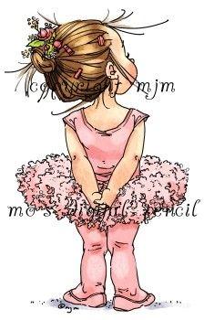 Mo's Digital Pencil - Lil Ballerina, $3.00 (http://www.mosdigitalpencil.com/lil-ballerina/)
