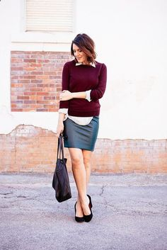 great work outfit // kendi everyday