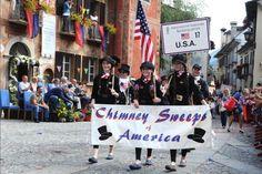 Spazzacamino 2015 Italië USA Chimney Sweepers
