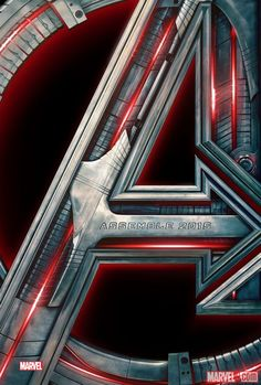 """The first official teaser poster for Marvel's """"#Avengers: #AgeOfUltron""""."""