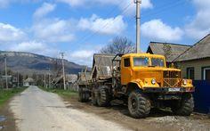 Bildergebnis für kraz truck