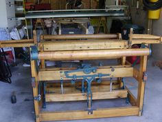 Daisy Hill Weaving Studio: Weaver's Delight Restoration - The End Is In Sight