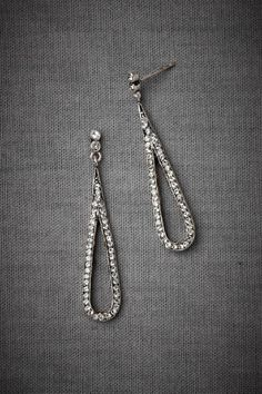 possible earrings for me, from BHLDN