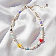 Trendy Jewelry, Cute Jewelry, Jewelry Trends, Jewelry Accessories, Summer Jewelry, Jewelry Crafts, Funky Jewelry, Hippie Jewelry, Fashion Jewelry