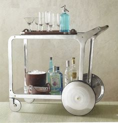 My Modern House: Roost Bar Cart