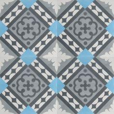 Hiszpańskie cementowe płytki podłogowe - Bolo