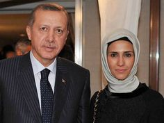 Turkey president's daughter to marry in Istanbul - The Express Tribune