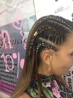 Sandro, Box Braids, Dreadlocks, Hairstyles, Beauty, Ideas, Up Dos, Girls Braids, Afro Hairstyles