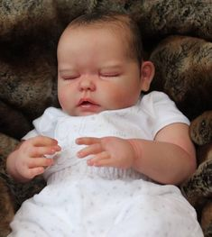 Leni by Didy Jacobsen - Online Store - City of Reborn Angels Supplier of Reborn Doll Kits and Supplies
