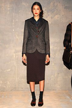 Steven Alan | Fall 2012 Ready-to-Wear Collection | Vogue Runway