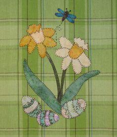 Pattern for Tea Towel