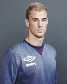 Umbro Joe Hart - Tom Cockram Photography