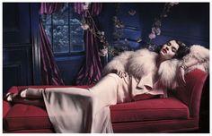 Glamorous Narcissistic Shoots : Britt Maren Exit Magazine SS11
