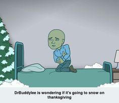 Let it snow, let it snow, let it snow. #goodevening #wondering #holidays