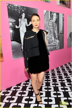 Rooney Mara: Journey of A Dress Exhibition Opening!  