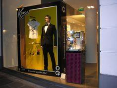 """COLLETE, Paris, France, """"Everyone needs a Ken"""", pinned by Ton van der Veer"""