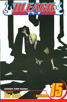 Bleach, Vol. 15 by Tite Kubo http://www.amazon.com/dp/1421506130/ref=cm_sw_r_pi_dp_Q.HZwb07EQA6B