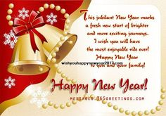 Looking for Happy New Year wishes for Boyfriend? We have all 2017 collections of Wishes and greetings For Him. New Year 2017 Wishes for Him.