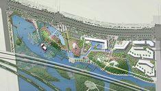 Lotus-Lake-Park_IPD_Kunshan_01 « Landscape Architecture Works | Landezine