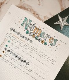 Bullet Journal School, Bullet Journal Notebook, Bullet Journal Ideas Pages, Bullet Journal Inspiration, Bullet Journal Headers, School Organization Notes, School Notes, Cute Notes, Pretty Notes