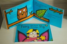 Personalised Children's Book  'The Fairy Who Could No by YVOStory