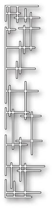 Poppy Stamps - Die - Stick Frame Border,$11.99