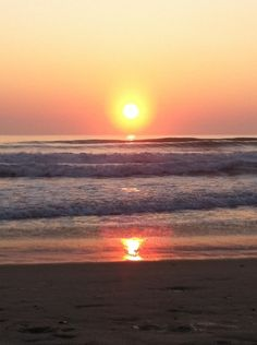 Outer Banks Vacation Area--Sunrise.