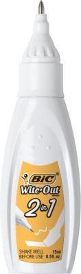 Bureau en Gros® a tout ce qu'il vous faut : BIC® - Stylo correcteur liquide Wite-Out 2 en 1. Profitez de la livraison GRATUITE sur les commandes de plus de 45 $.
