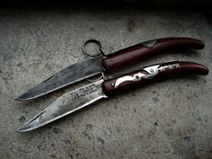 Okapi South African Knife