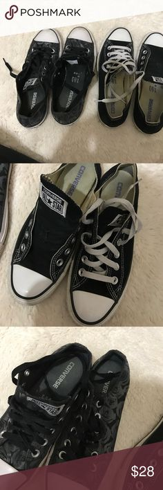 All star converse Ladies 7 Converse Shoes Athletic Shoes