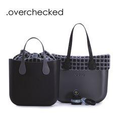 #Obag e O bag mini in un doppio gioco di colori dark e light effetto patchwork. Un tocco metropolitano dalla fantasia rock! Let's check again! #news