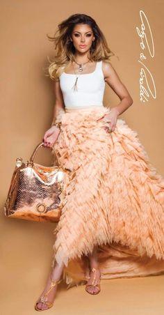 #Nati100pure # cango&rinaldi Passion For Fashion, Beautiful Dresses, Skirts, Elegant Woman, Fashion Outfits, Women, Curve Dresses, Cute Dresses, Skirt