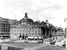 Hertie Berlin am Alexanderplatz 1943