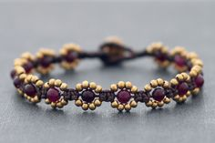Image result for beading with daisy beads