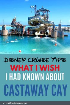 Want to know all the Secrets of Disney Castaway Cay. Here is the Ultimate Guide to Disney's Castaway Cay written by a Disney Cruise Expert. Disney Dream Cruise Ship, Disney Wonder Cruise, Disney Fantasy Cruise, Disney Ships, Disney Cruise Tips, Disney World Vacation, Disney Vacations, Disney Travel, Family Vacations