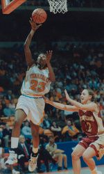 Holdsclaw Honored as SEC Great Lady Vol legend to be recognized at the conference tournament in March