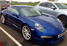 Porsche 911 991 5 Million Facebook Special Edition