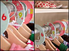 15 Organization Ideas - from Made To Be A Momma